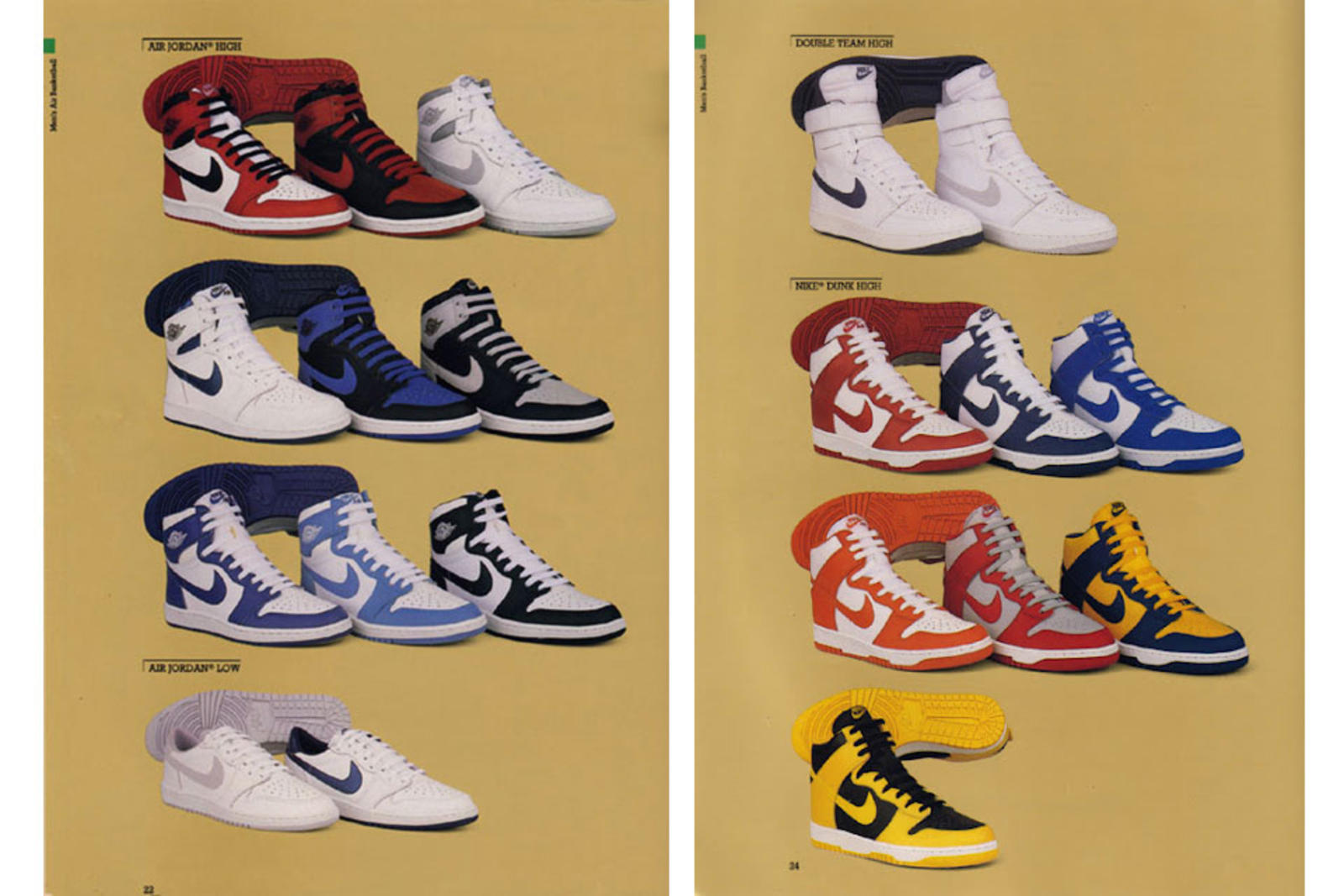 air jordan 1985 shoes catalogues