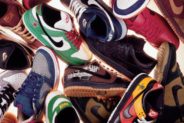 nike sb collection