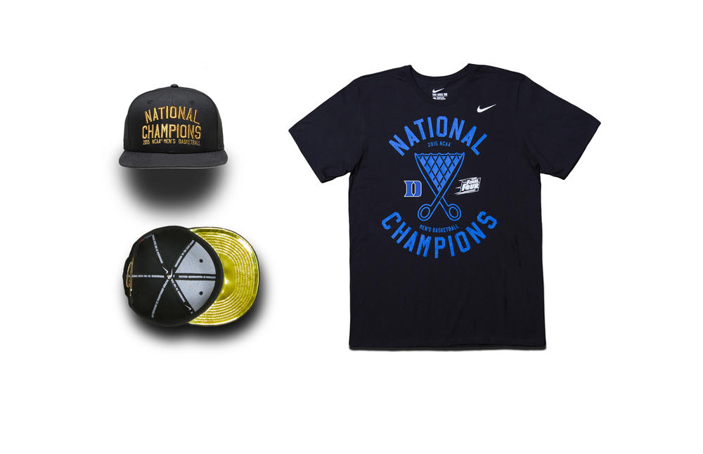 Nike Celebrates Duke's Fifth National Championship with Limited-Edition Apparel
