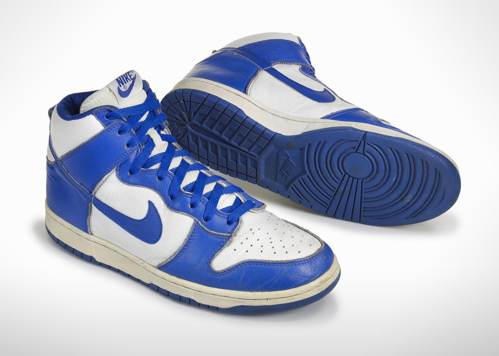 First Ever Nike Basketball Shoe