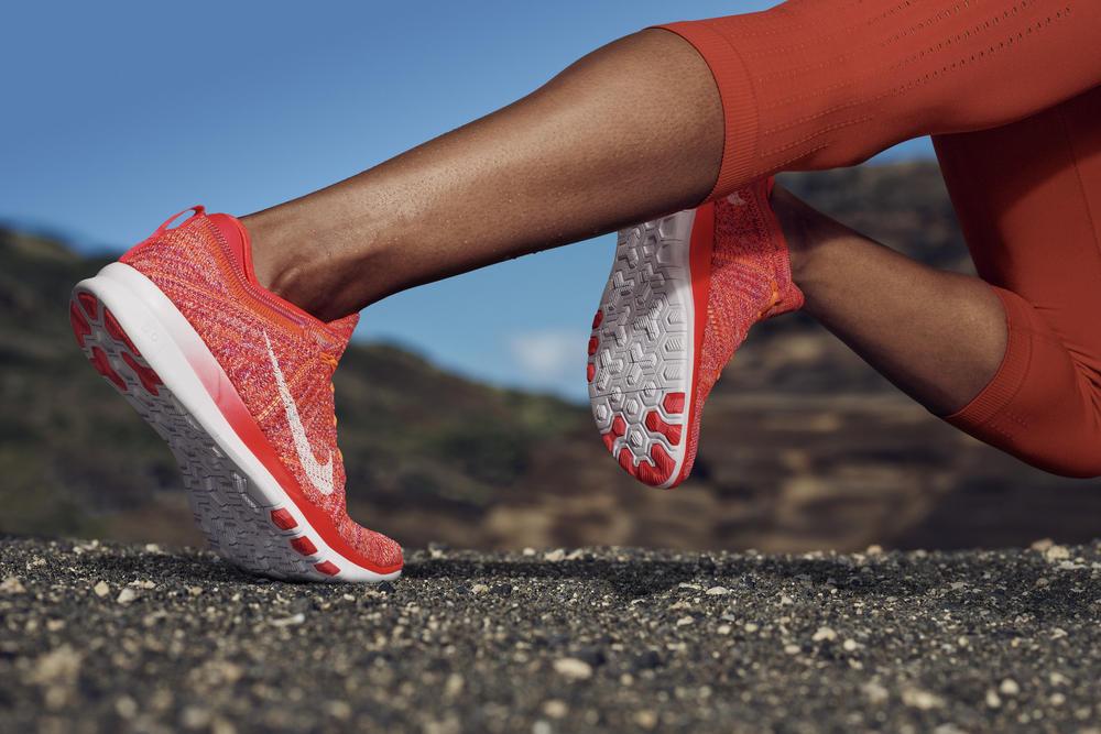 Nike FREE TR 5 Flyknit, o tênis ideal para a hora do treino