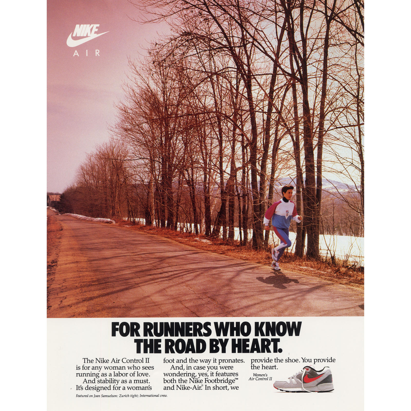 For Runners Who Know The Road By Heart