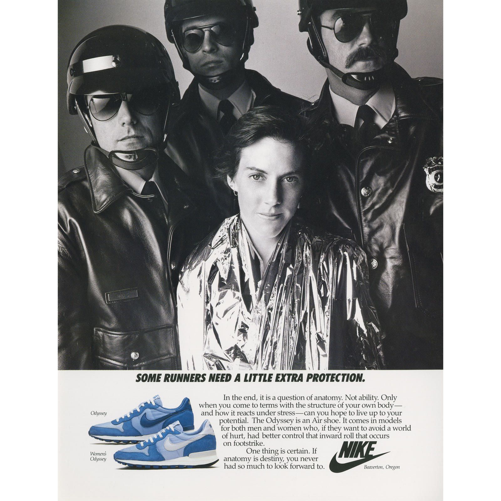 Nike Puts Women Front and Center for 40 Years and Counting