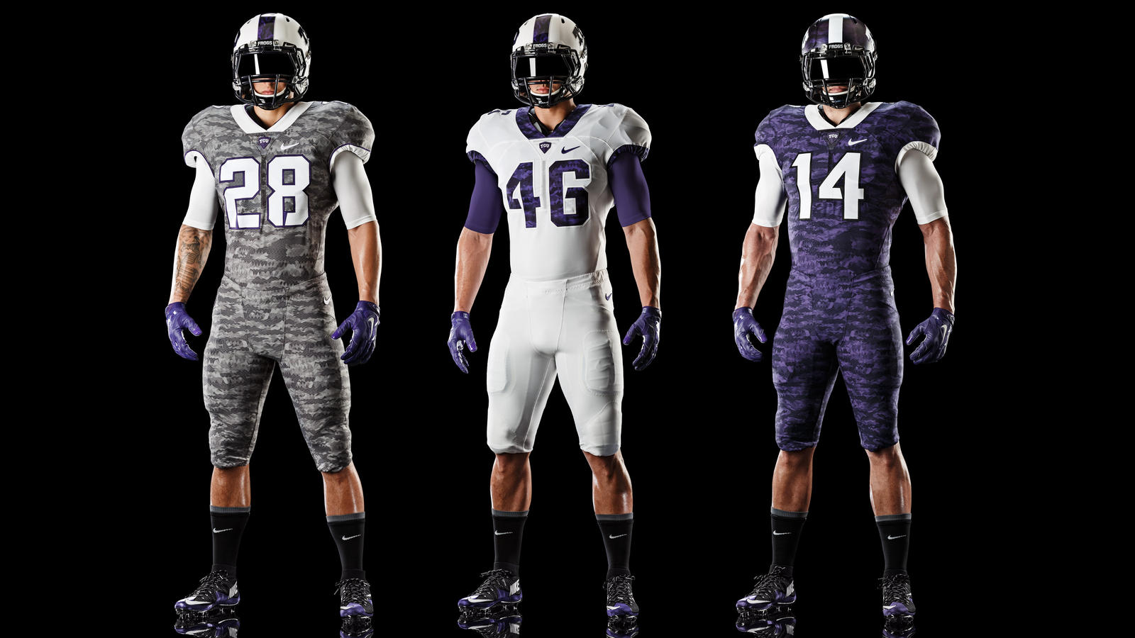 db0a1f6e3 ... Nike Football to advance uniform design and engineering.  150320_Nike_TCU_Front. 150320_Nike_TCU_BACK_16x9. 150320_Nike_TCU_Front