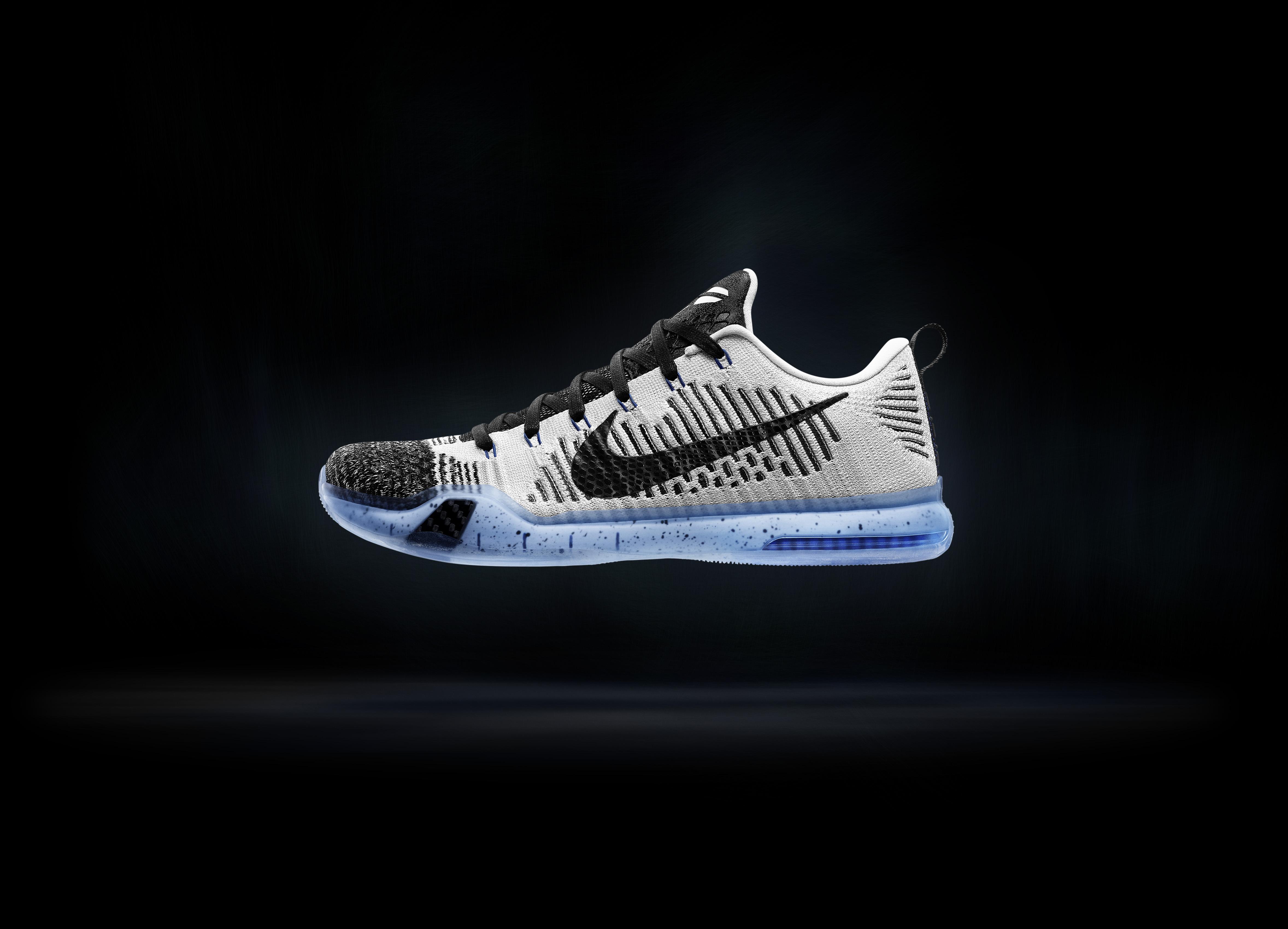 check out e86e2 a0a5a ... Nike Kobe X 10 Elite White Black Yellow .