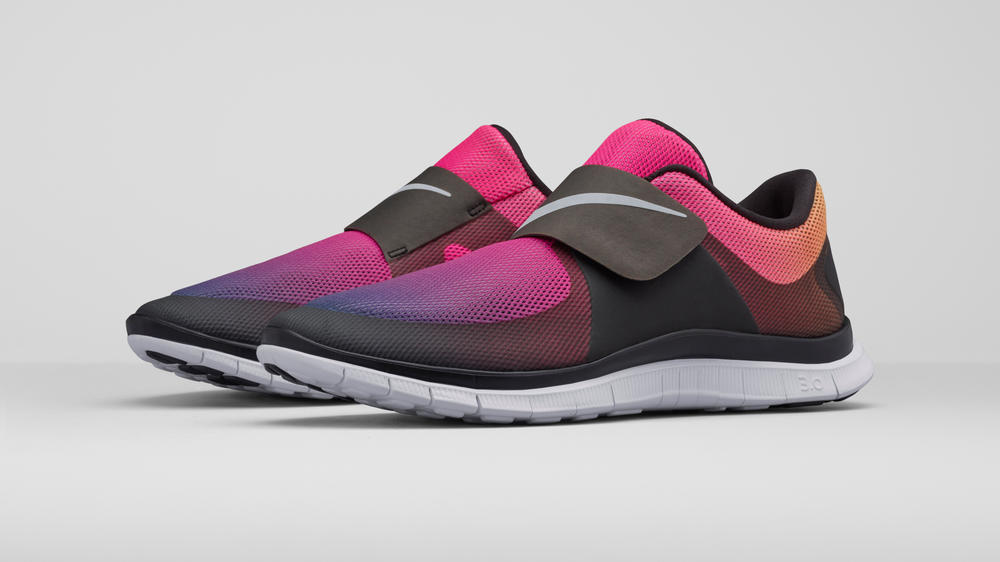 Jovem, descolado e confortável: Nike Free Socfly
