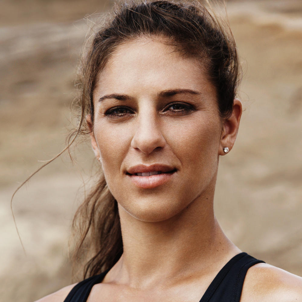 Nike Women Presents: U.S. National Team Midfielder Carli Lloyd