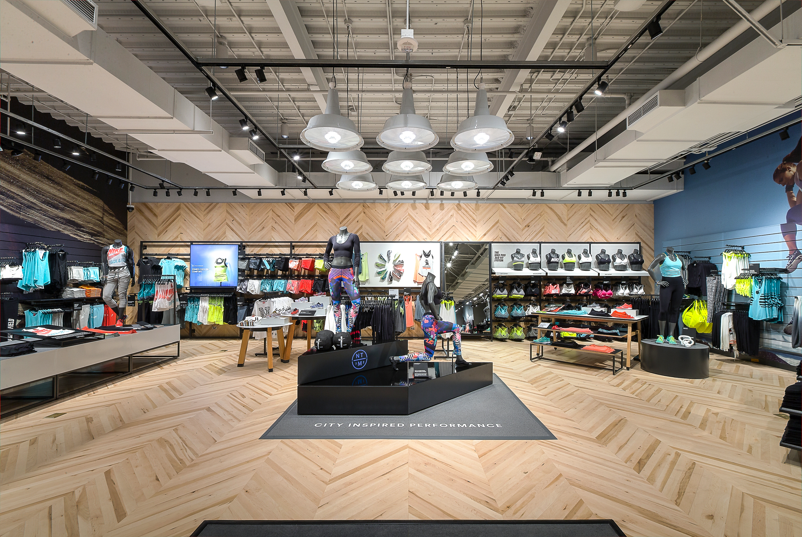 Nike Reopens Santa Monica Store with New Focus on Women's ...