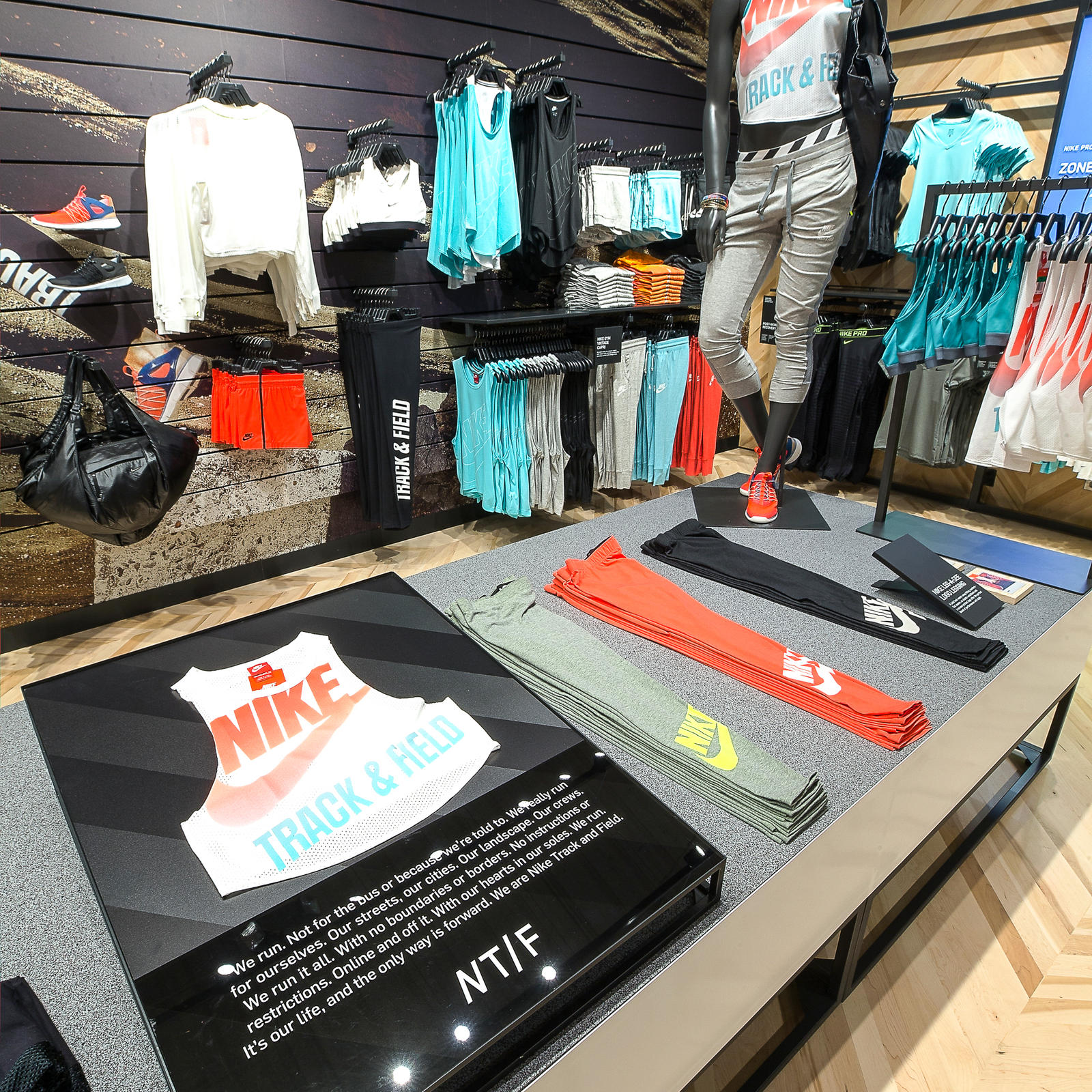 nike products and services Discover all statistics and data on nike now on  services  the statistics  professional sports teams and college athletic teams to use their products and in .