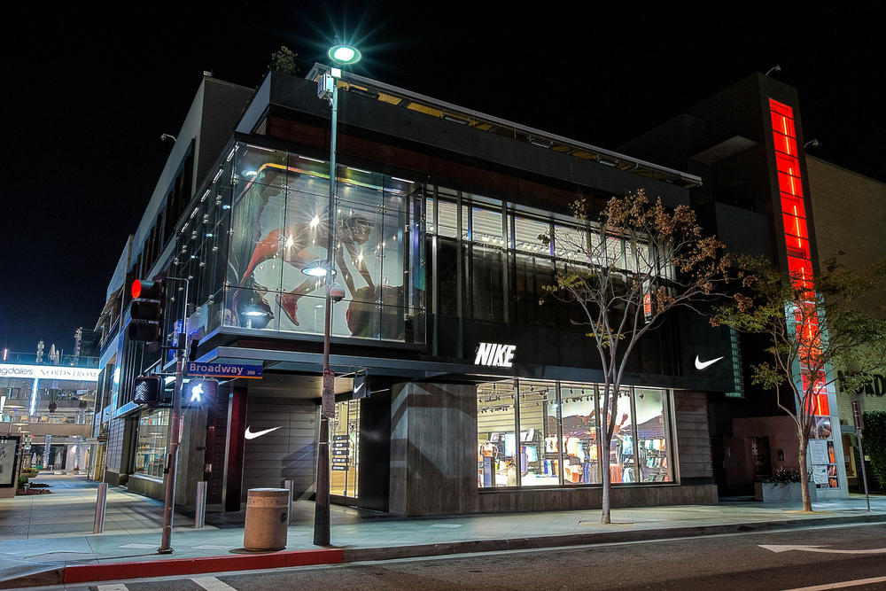 Nike Reopens Santa Monica Store with New Focus on Women's Product and Digital Services