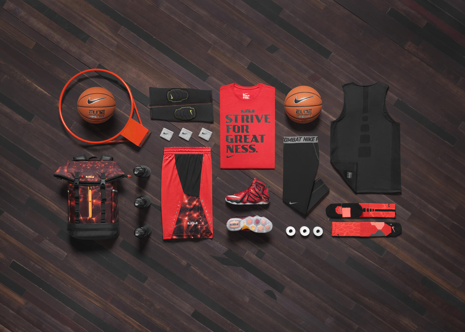 LEBRON 12 Elite Collection April