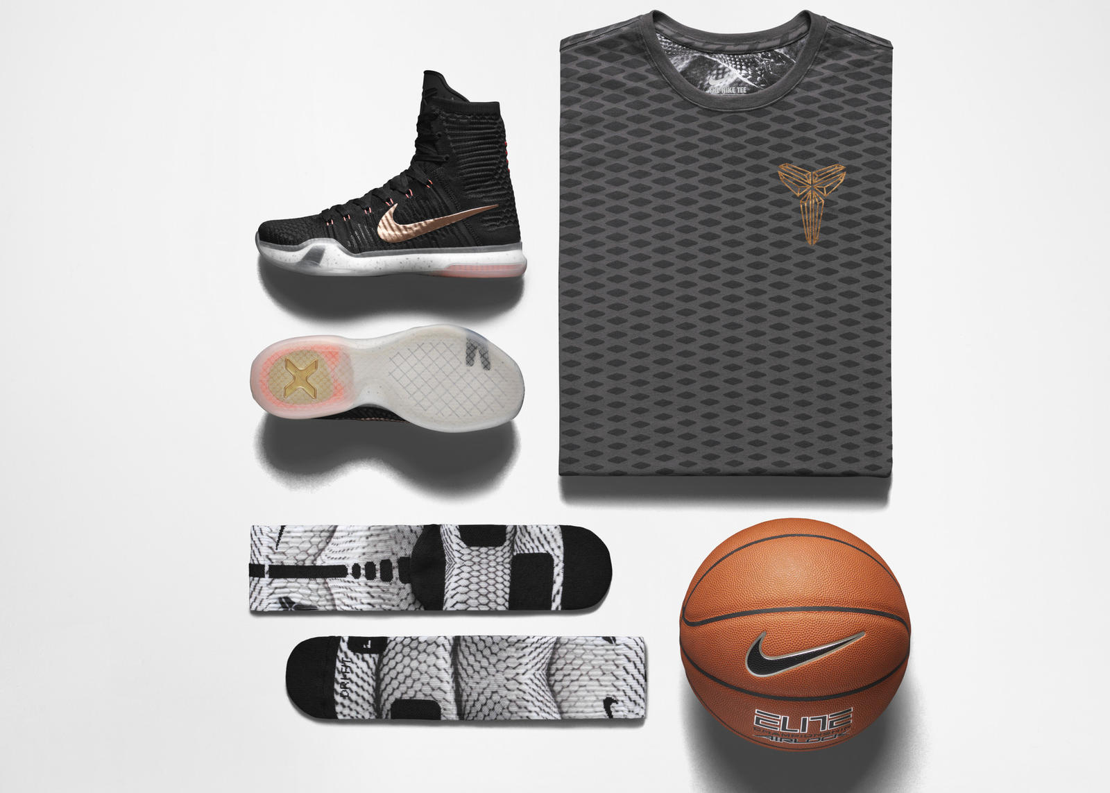 KOBE X Elite Collection April