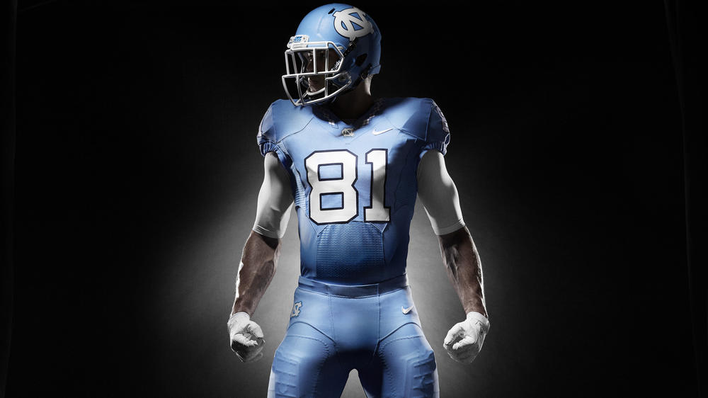 UNC Unveils Tailored Athletic Look