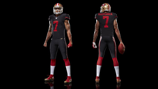 All Black Everything: The San Francisco 49ers New Alternate ...