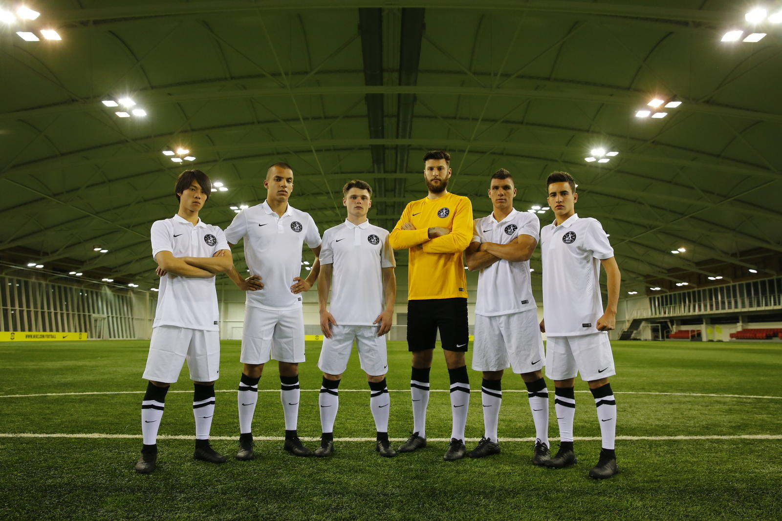 Most Wanted Global Showcase winners at St George's Park, home of The Nike  Academy