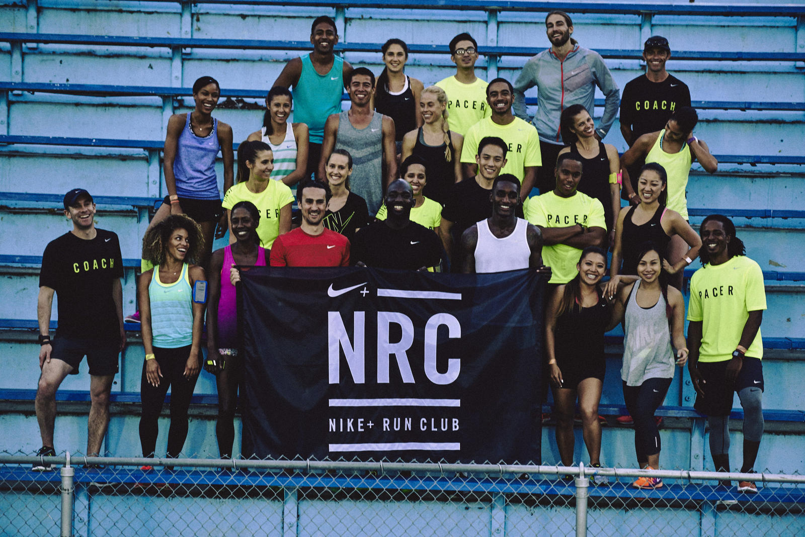 Posada Regresa perdí mi camino  Nike+ Run Club Rundown: The Power of We - Nike News