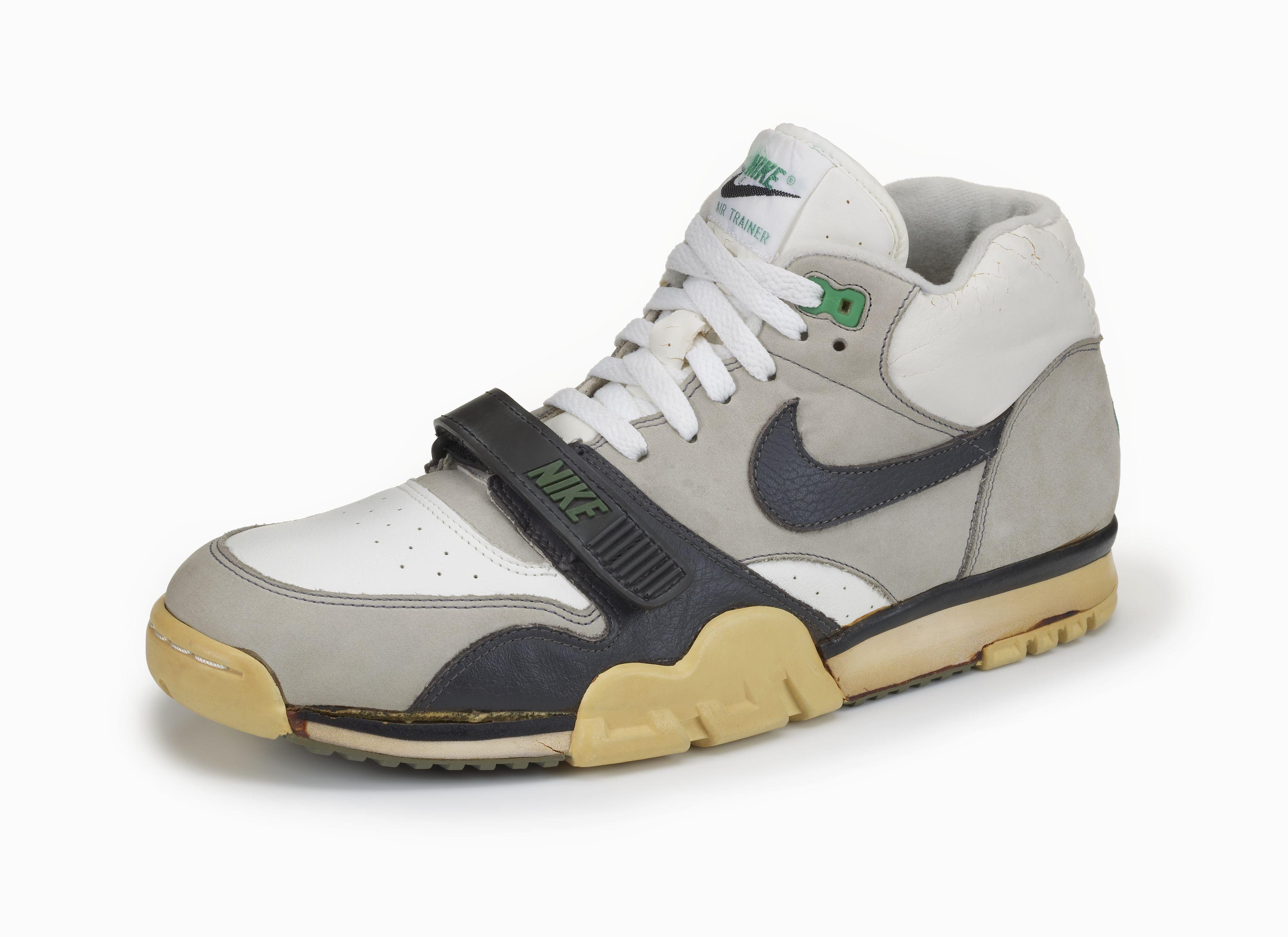 uk availability 021de 445e1 A Look at John McEnroe s Original Nike Air Trainer 1 PEs