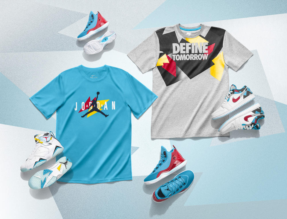 N7 and Jordan Brand Join Forces For The Summer 2015 Collection