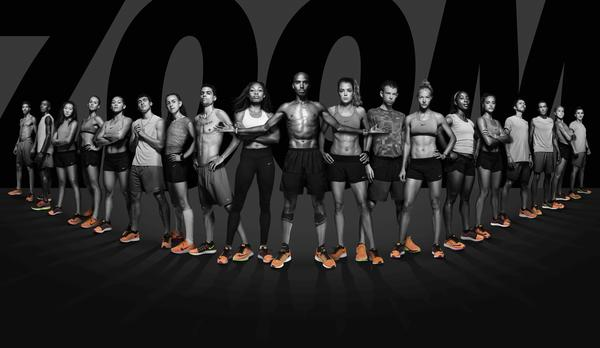Meet The Legion Of Zoom, NIKE'S Roster Of Fast