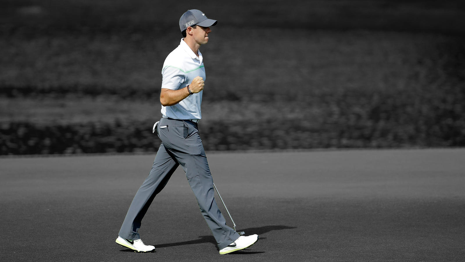 Five Years Removed From His First Career PGA Tour Win On The Very Same Course Nike Golf Athlete Rory McIlroy Dominated Field For Second Wells Fargo