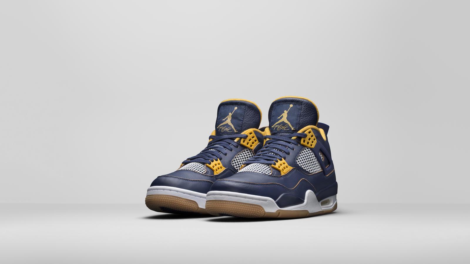 "Air Jordan IV ""Dunk From Above"""