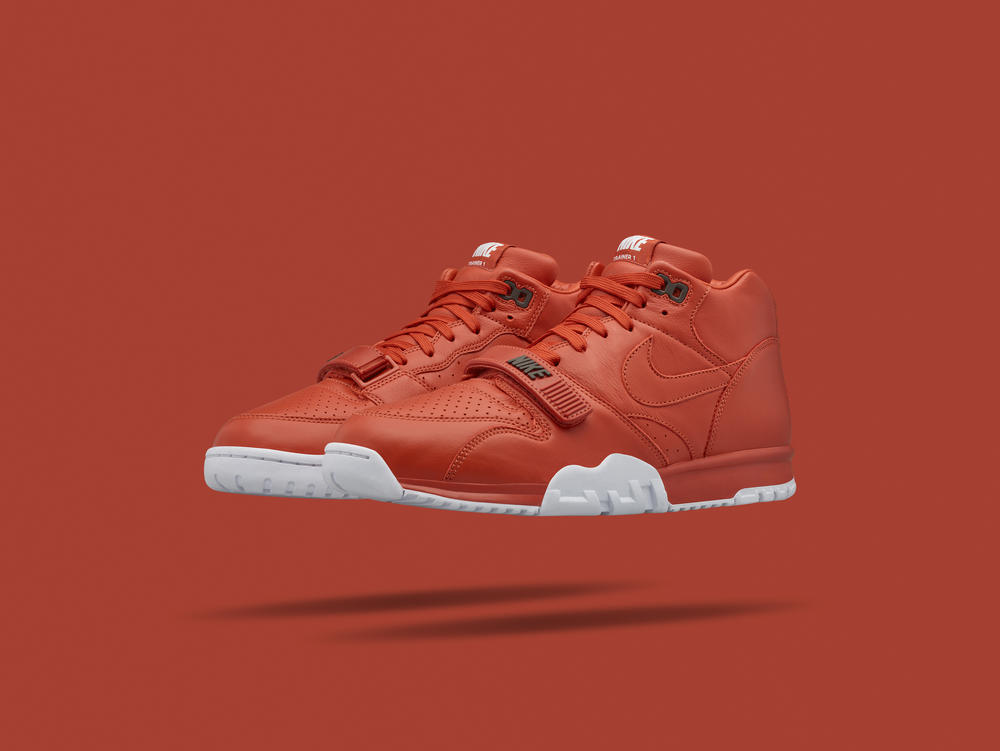 NikeCourt Air Trainer 1 Mid x fragment: Beauty In Brick