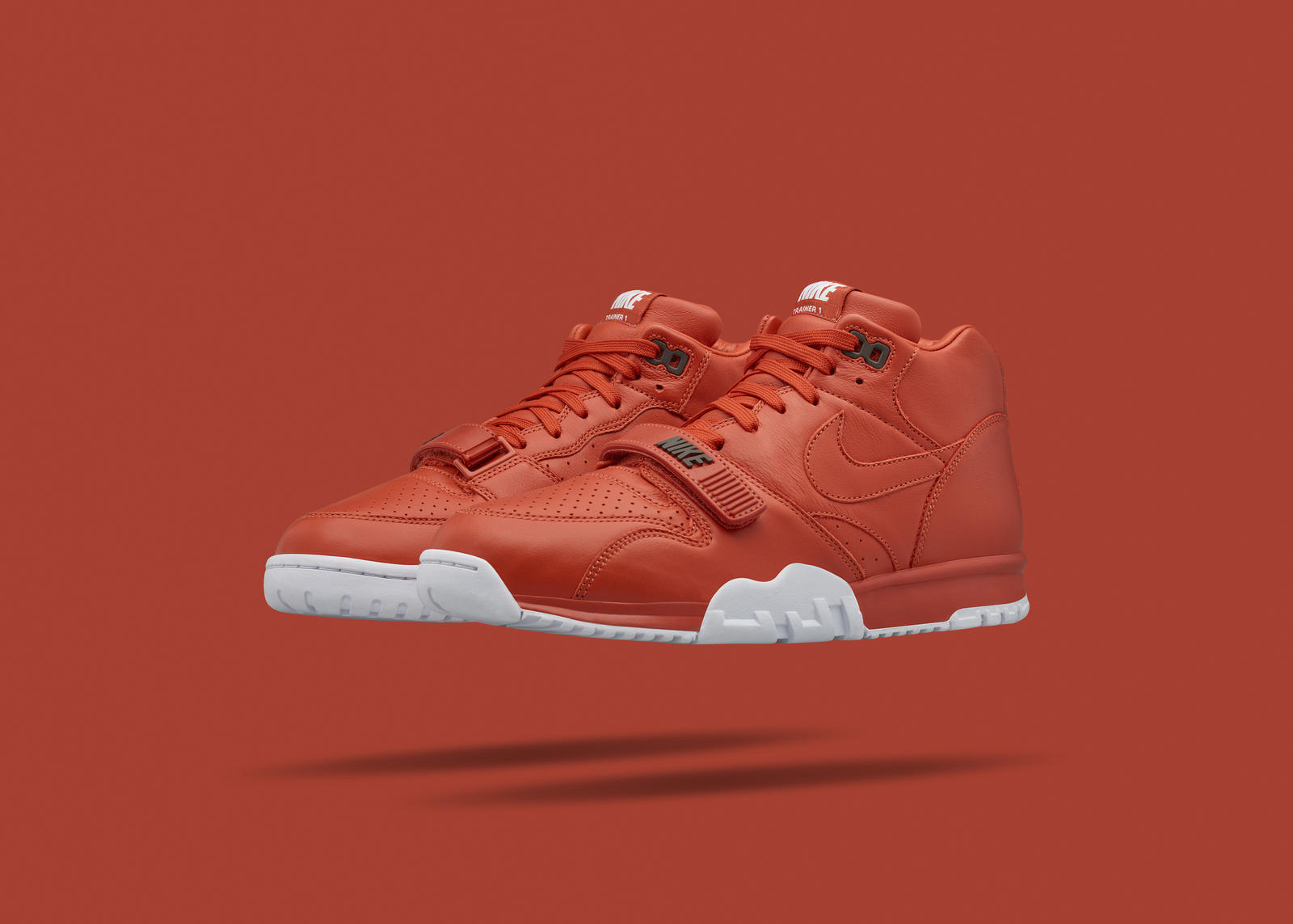 sneakers for cheap 5a2ee b08ae NikeCourt Air Trainer 1 Mid x fragment  Beauty In Brick - Nike News