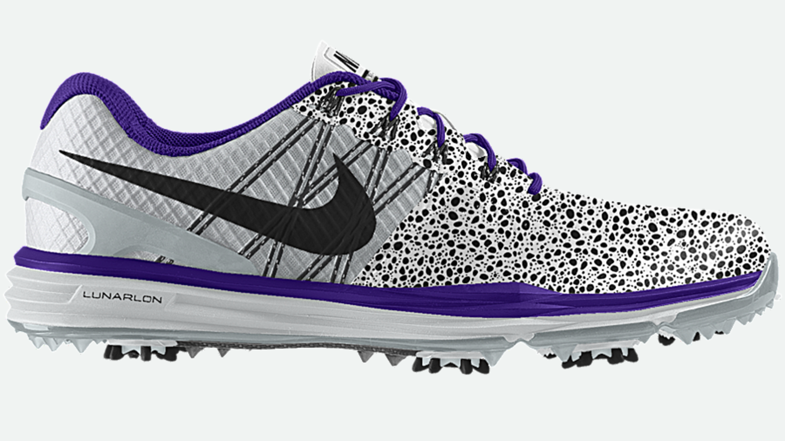 competitive price fca4c 9f251 ... Nike Lunar Control 4 iD Golf Shoe,  Rory McIlroy Laces Up for Kids  Impacted by Cancer at the Irish Open .