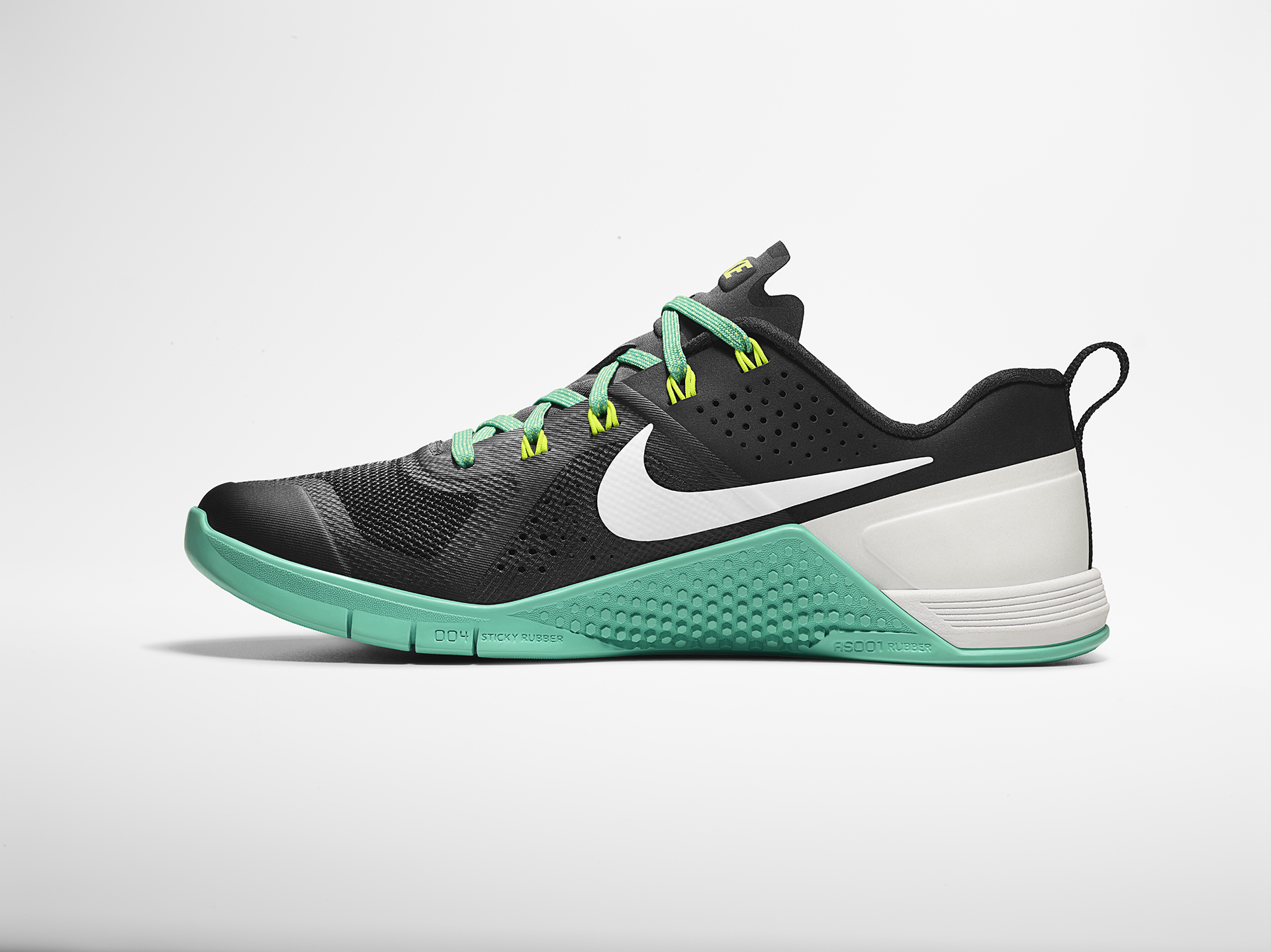 ... in her new Nike Metcon Shoes. Download Image: LO · HI