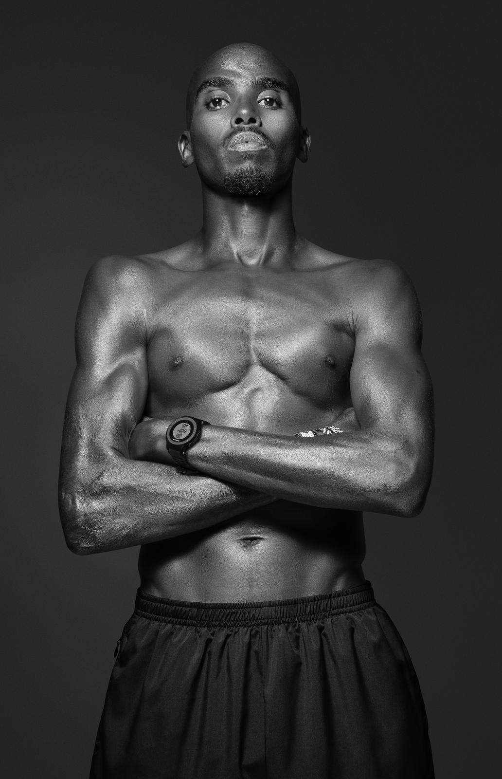 Mo.Farah.Nike Legion Of Zoom