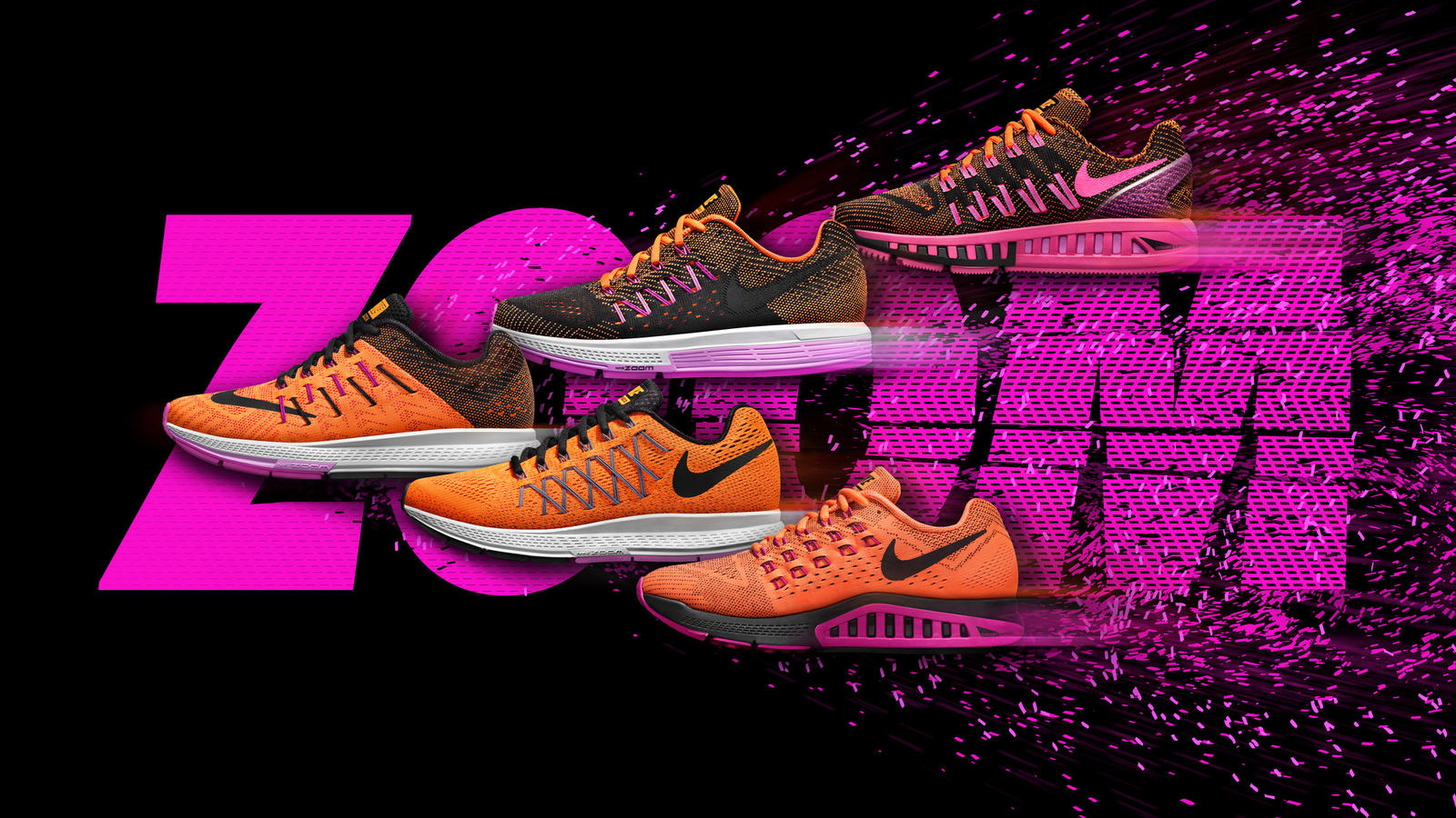 Designed For Faster: Nike Zoom Air Nike News