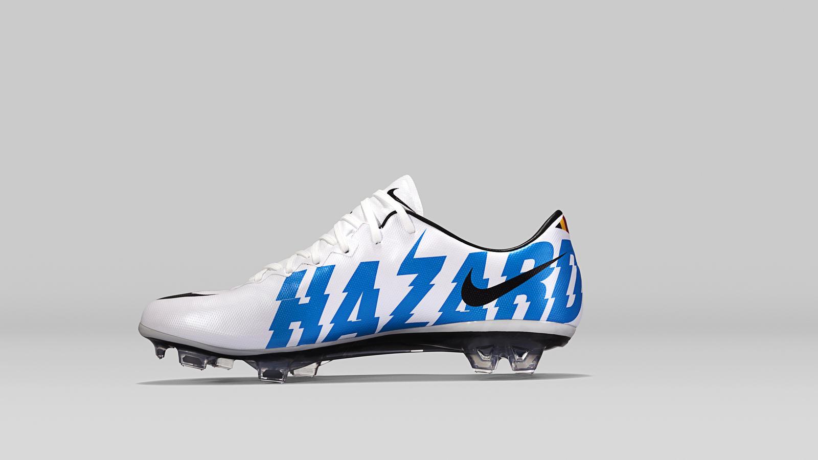 on sale 501d5 74f2e Nike Football Celebrate Eden Hazard's Impressive Season With ...