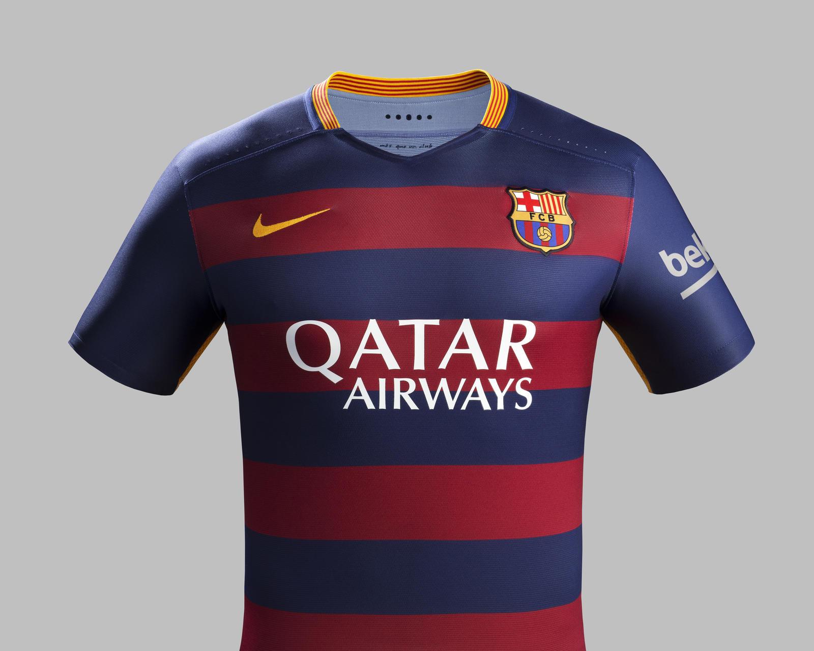 new arrival f77e3 38cc8 nike barcelona jacket 2015