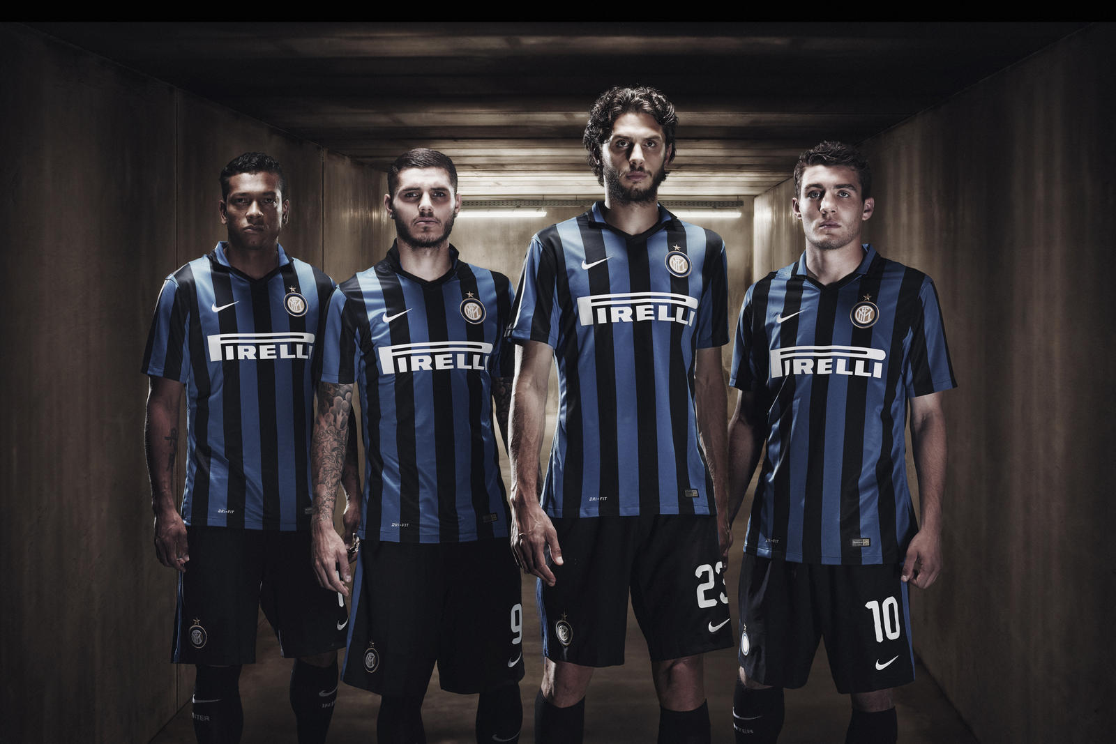 Nike Creates Classic Inter Milan Home Kit for 2015-16 ...