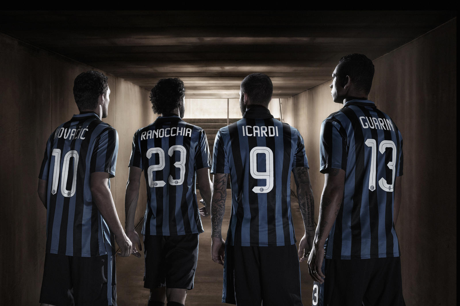 New Inter Milan home kit for season 2015-16