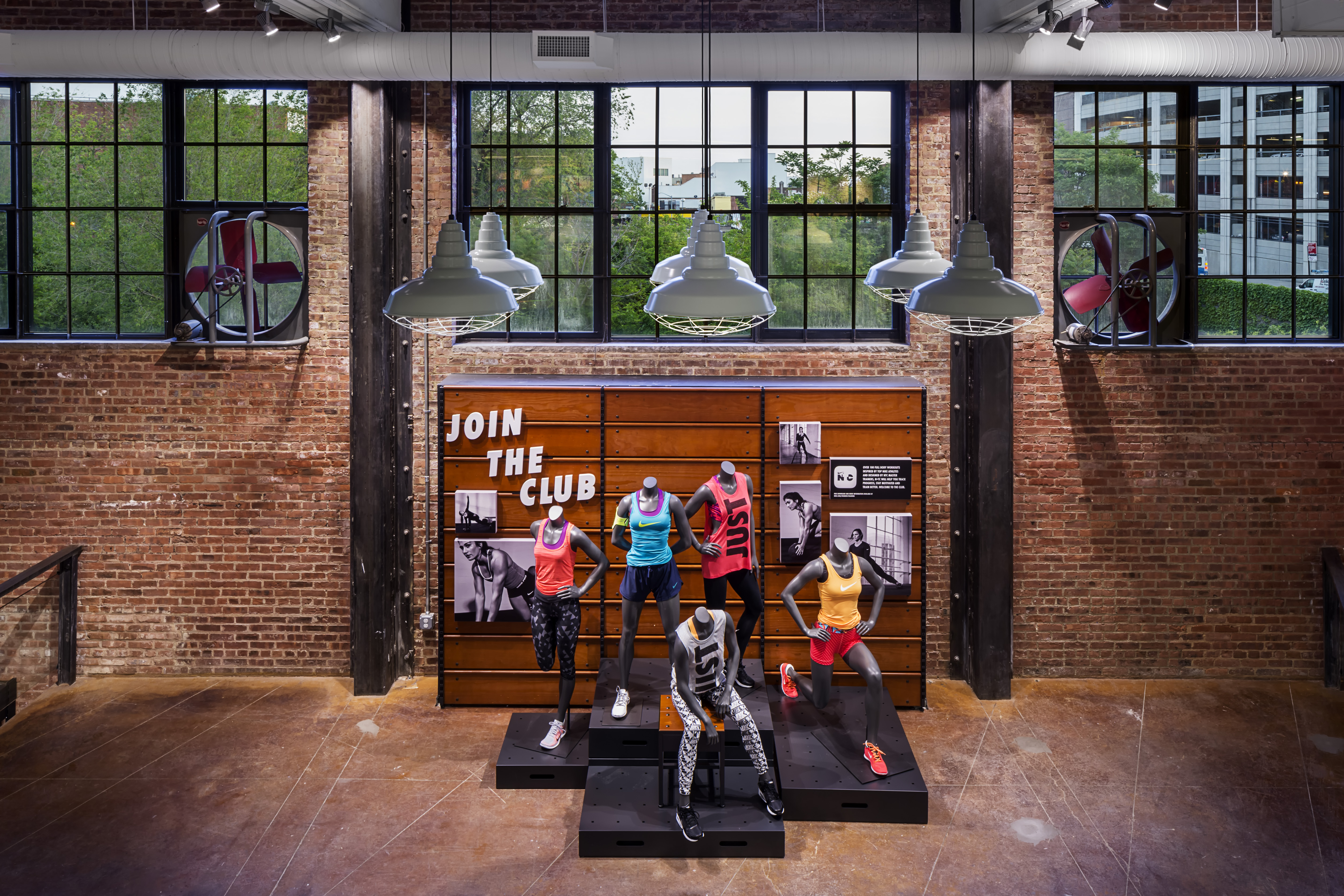 Nostrand and Flatbush: Nike Opens First NYC Community Store in the ...