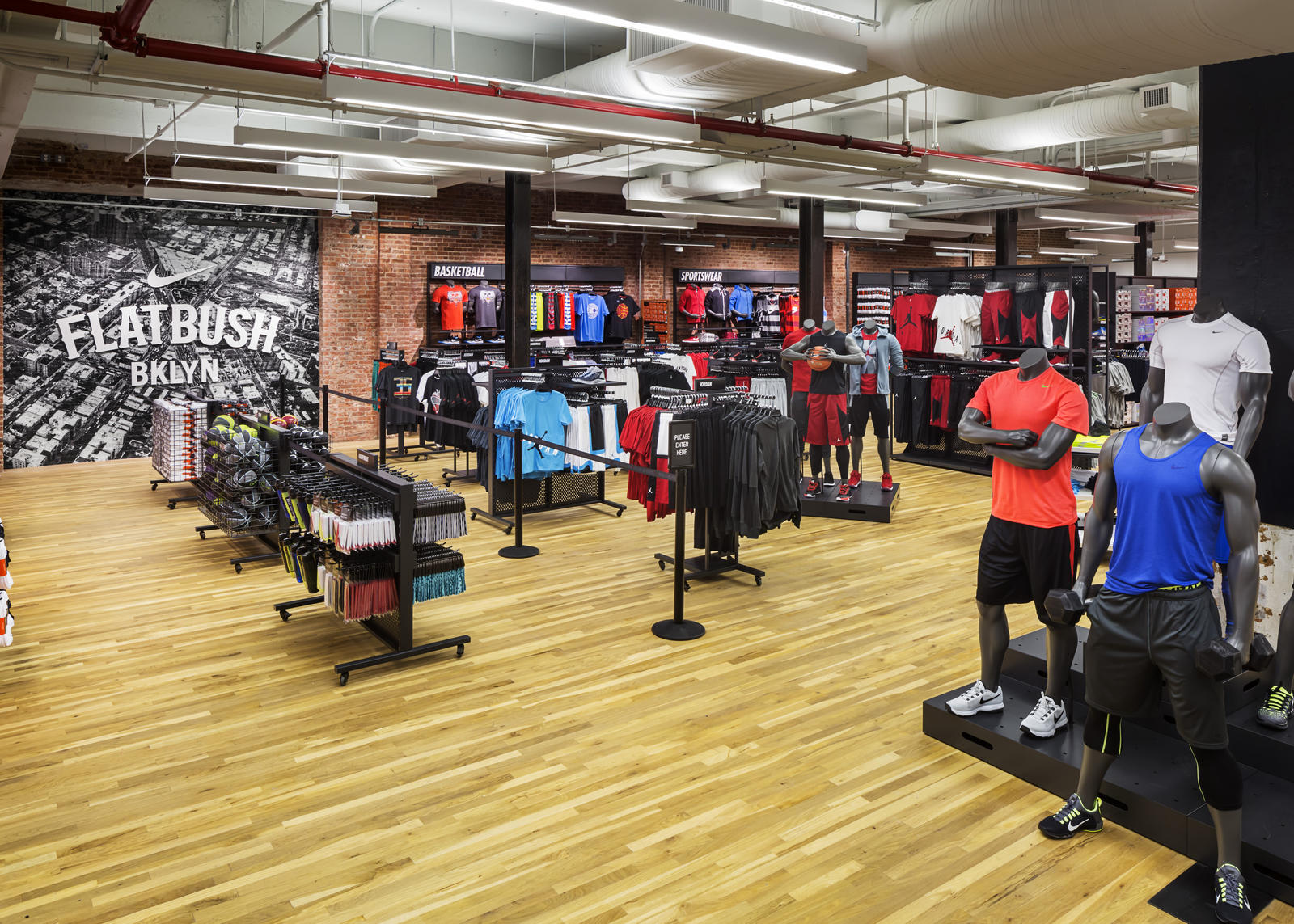 Nike Opens First NYC Community Store in