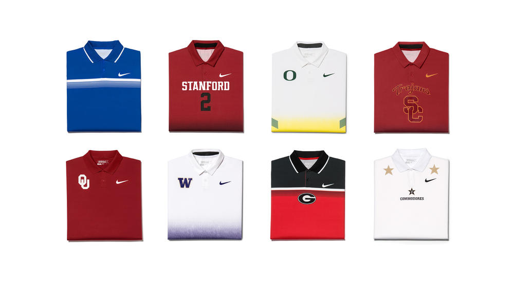 NIKE EXTENDS STORIED UNIFORM DESIGN TO THE GOLF COURSE