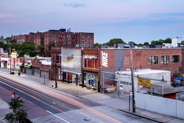 Nostrand and Flatbush: Nike Opens First NYC Community Store in the Heart of Brooklyn