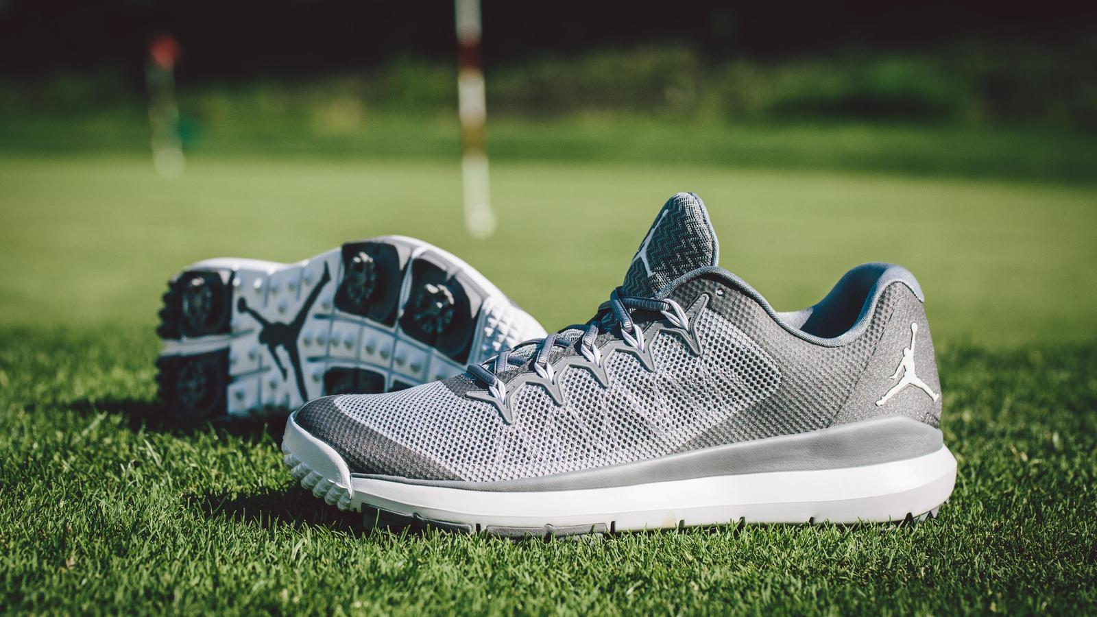 Jordan Brand Steps Onto The Green With Jordan Flight Runner Golf ... 504dda95a