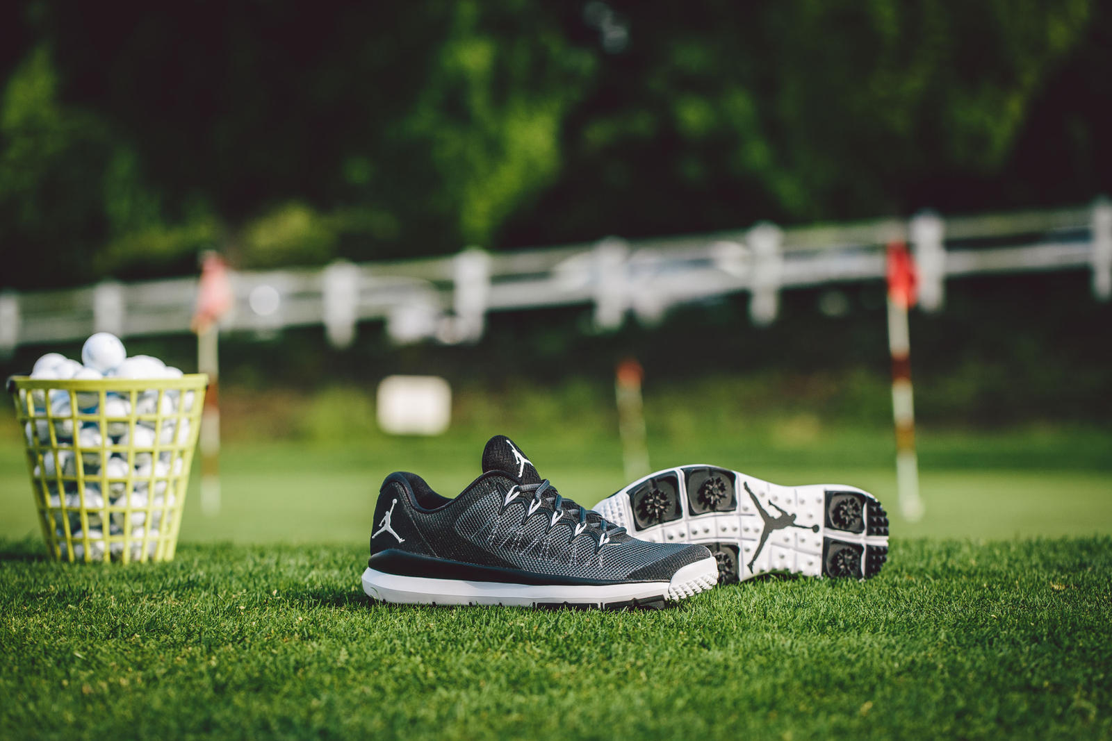 Jordan Brand Steps Onto The Green With Jordan Flight ...