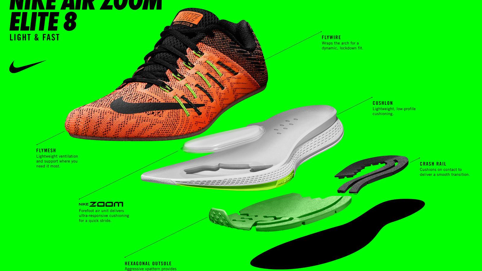 Nike Air Zoom Elite Mens