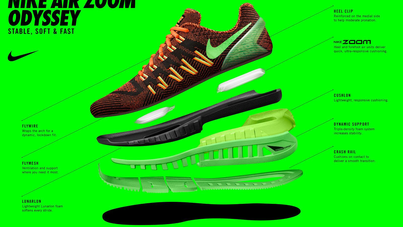 Nike Air Zoom Odyssey men's