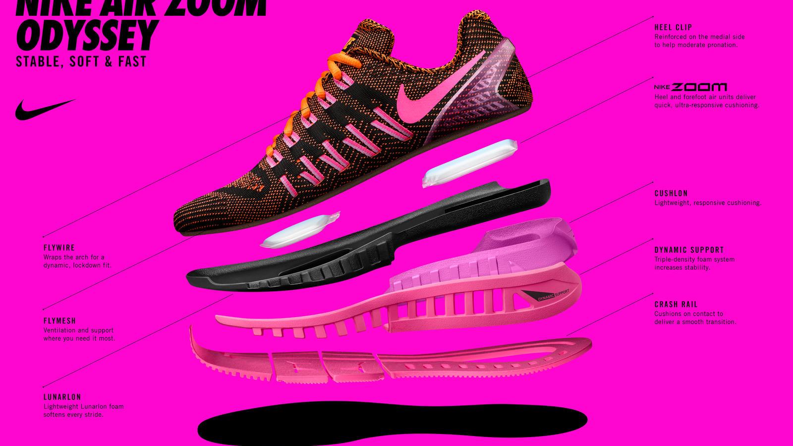 Nike Air Zoom Odyssey women's