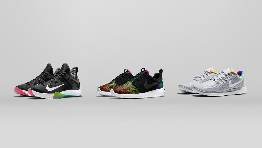 The 2015 Nike #BETRUE Collection Celebrates the Potential of All Athletes