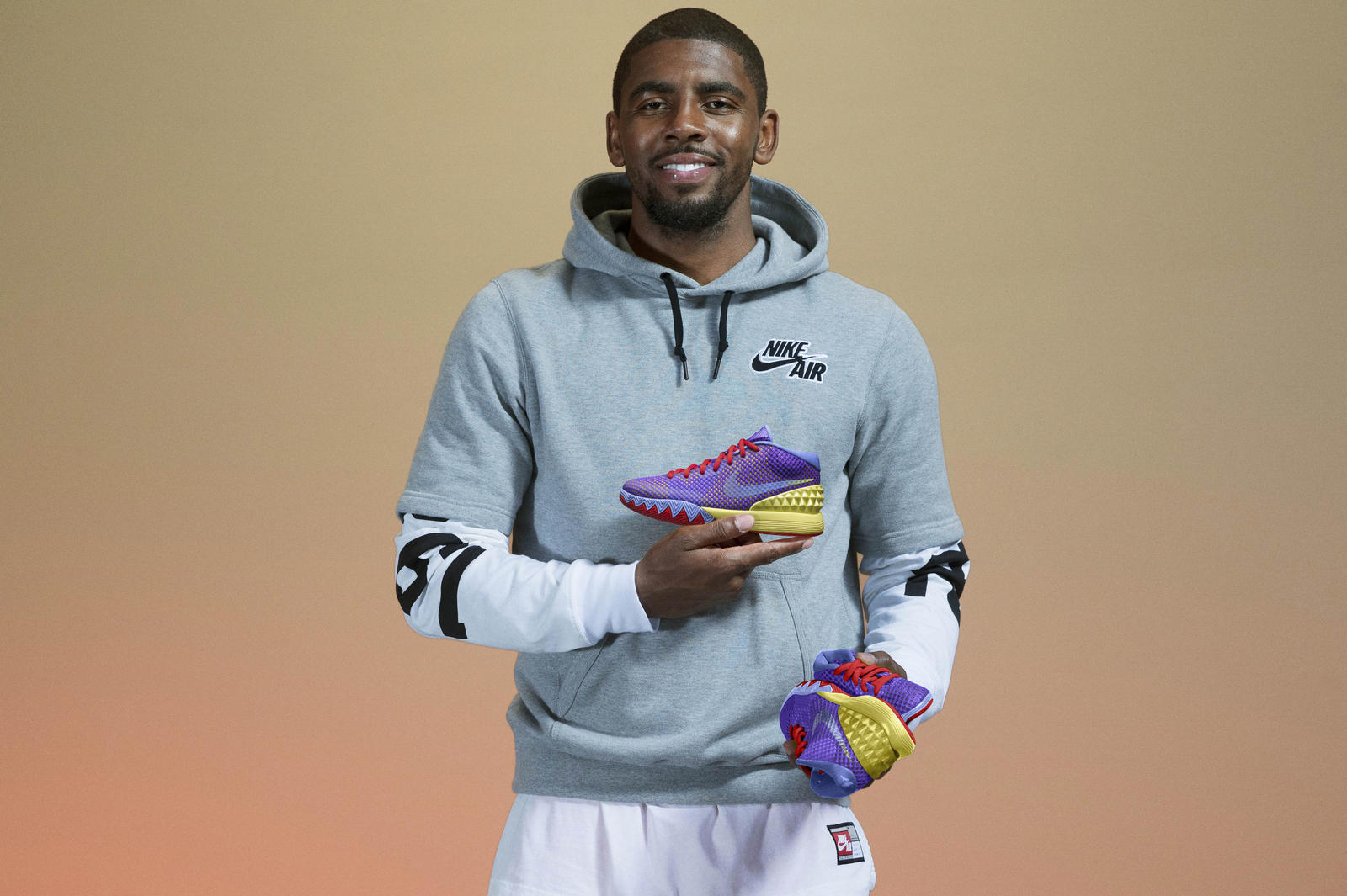 KYRIE IRVING AND THE KYRIE1 SATURDAYS