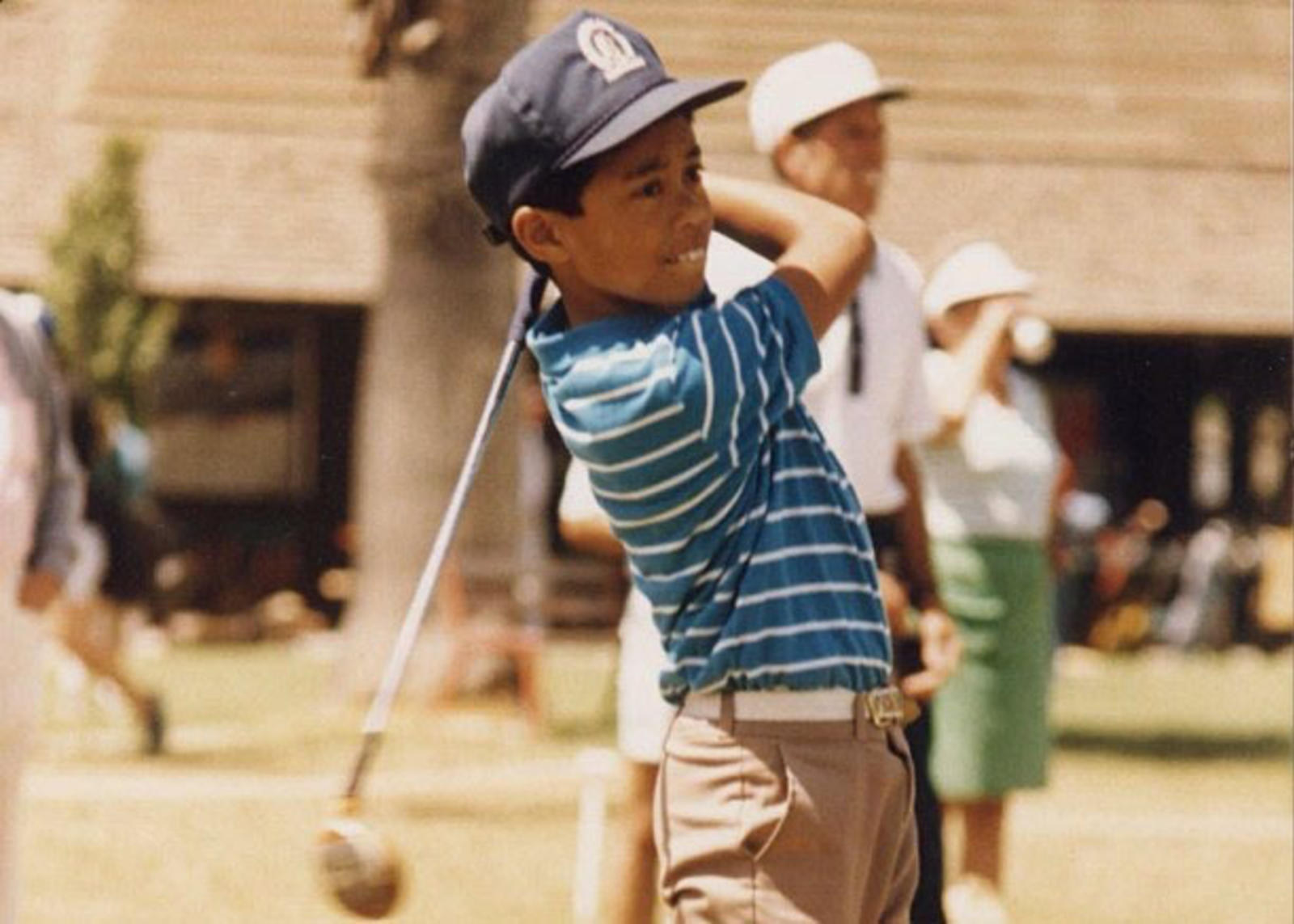 Tiger%20 Junior%20 Years