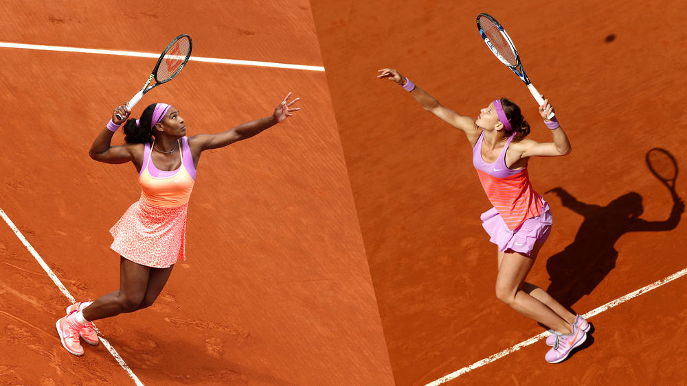 Clash on Clay: Williams, Safarova to Square Off in Paris Final