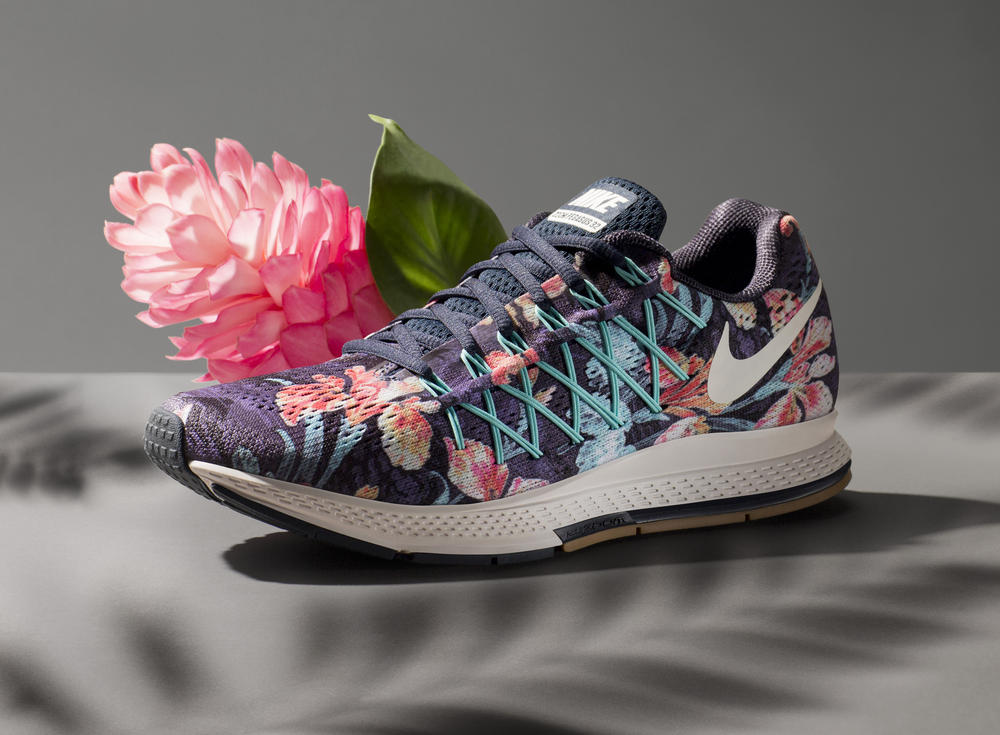 Run in Full Bloom: The Nike Photosynthesis Pack