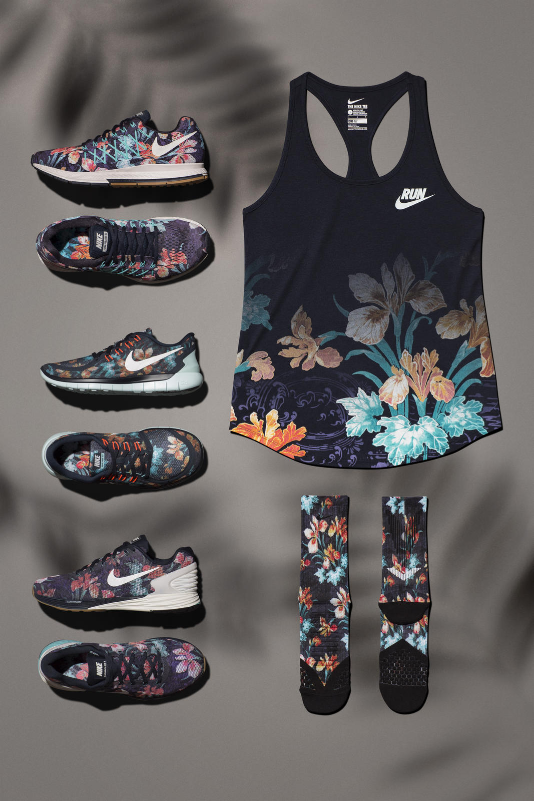 run in full bloom  the nike photosynthesis pack